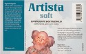 Artista Soft - Superlichte Boetseerklei, wit