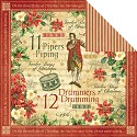 Scrappapier - 12 Days of Christmas - Drummers Drumming