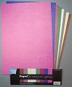 Joy Crafts - Papierset A4 - Fabric - 8 vel