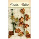 Petaloo - Botanica Floral - Brown