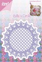 Joy! Crafts - Bille`s Circle Franse Lelie