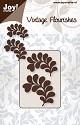 Noor! Design -  Vintage Flourishes - Bladeren