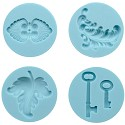 Martha Stewart - Crafter`s Clay Silicone Molds - Antique