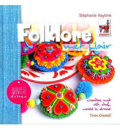 Boek - Handmade Divas - Handmade with Flair