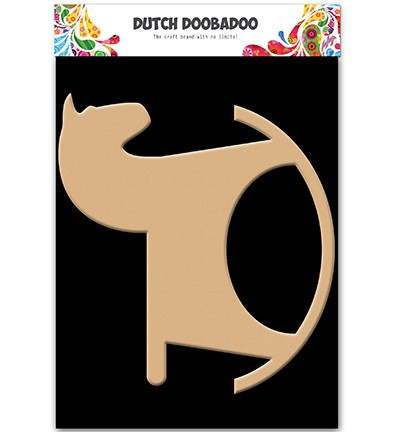 Dutch Doobadoo - MDF Art - Rocking Horse