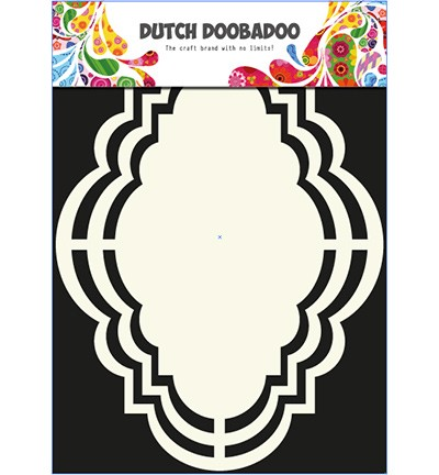 Dutch Doobadoo - Dutch Shape Art - Label Romantic