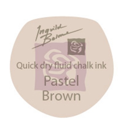 Chalk Edger - Prima Marketing - Pastel Brown