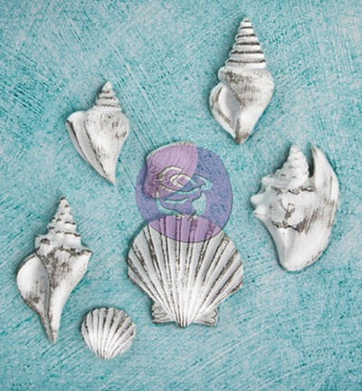 Prima Marketing - Resin Collection - Sheashells