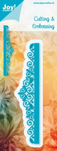 Noor! Design - Blauwe mal - Rand