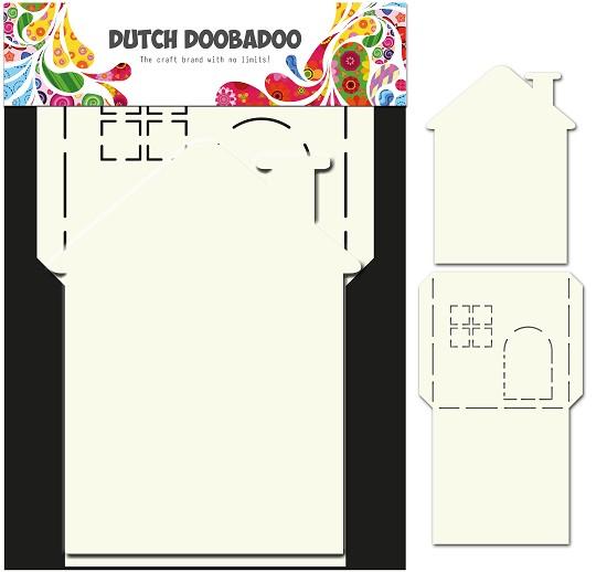 Dutch Doobadoo - Card Art - Home 2delig
