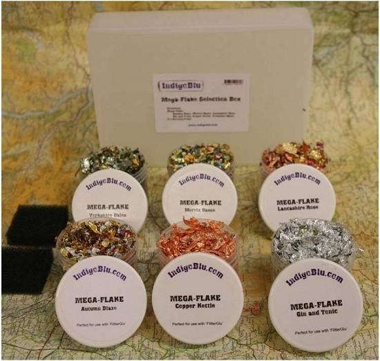 IndigoBlu - Mega-flake - Selection Box