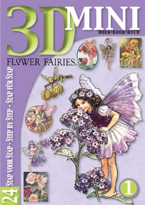 3D Special mini 2 - Flower Fairies