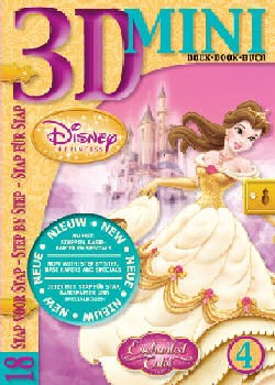 3D Special mini 4 - Disney Princess