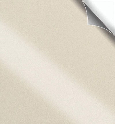 Papicolor Metallic - Pearlwhite A4/250grs