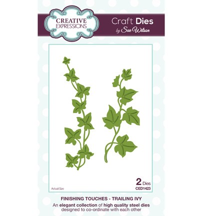 Stansmal Creative Expressions - Craft Dies - Trailing Ivy