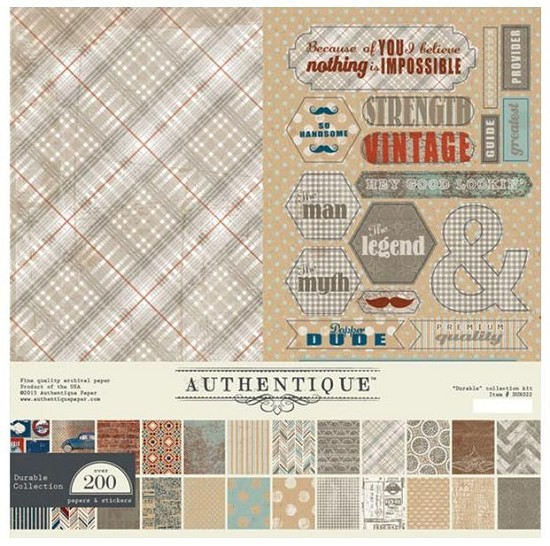 Authentique - Durable - Collection Kit