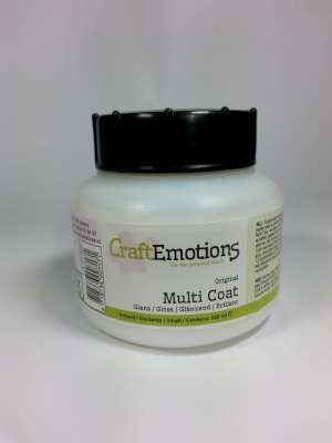 CraftEmotions - Multi coat glans - 250ML