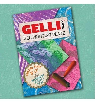 Gelli Printing Plates - 12.7x17.78cm