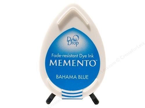 Stempelinkt - Memento - Dewdrop - Bahama Blue