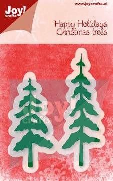 Noor! Design - Happy Holidays - Kerstbomen