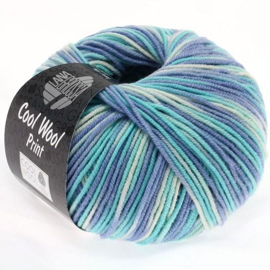 Breiwol lana grossa cool wool print kleur 728 hobbyvision web winkel voor scrappen - Kleur warme kleur cool ...