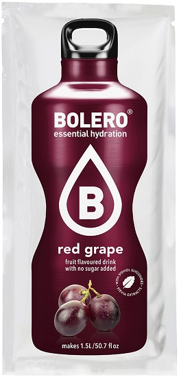 BOLERO - Gezonde Limonade - Red Grape