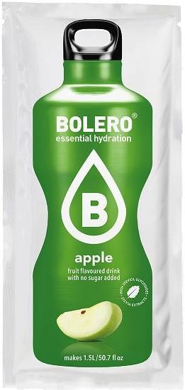 BOLERO - Gezonde Limonade - Apple