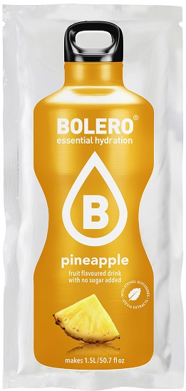 BOLERO - Gezonde Limonade - Pineapple