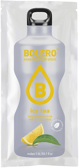 BOLERO - Gezonde Limonade - Ice Tea Lemon