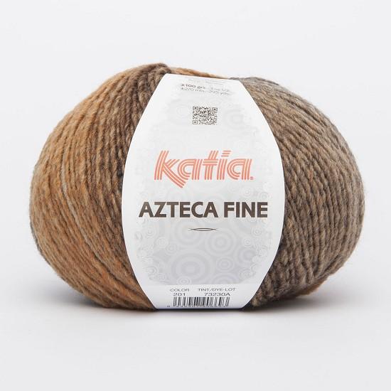 Breiwol Katia - Azteka Fine - Kleur 201