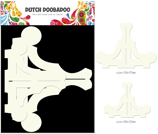 Dutch Doobadoo - Dutch Card Art - Kaartenstandaard