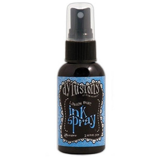 Dyan Reaveley - Dylusions Spray - London Blue