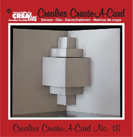 Stansmal - Crealies - Create A Card - no 18