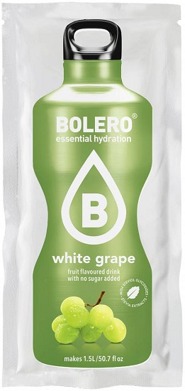 BOLERO - Gezonde Limonade - White Grape