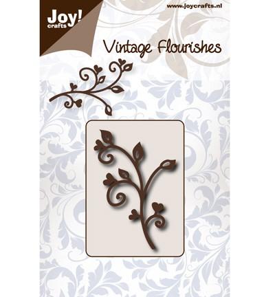 Noor! Design - Vintage Flourishes - Swirls/takjes