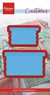 Marianne Design - Creatable - Tassel fringe