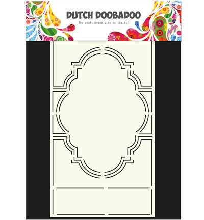 Dutch Doobadoo - Dutch Swing Card Art - Romance