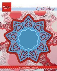 Marianne Design - Creatable - Doily star