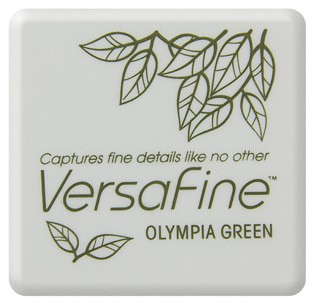 Stempelinkt Versafine - Mini - Olympia Green