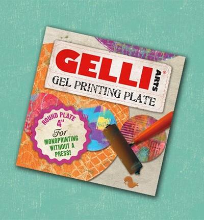 Gelli Printing Plates - 4
