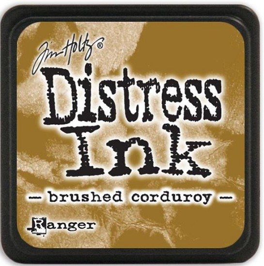 Distress Inkt - Mini - Brushed Corduroy