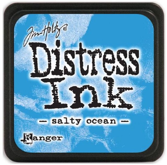 Distress Inkt - Mini - Salty Ocean