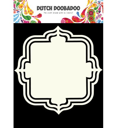 Dutch Doobadoo - Dutch Shape Art - Floral