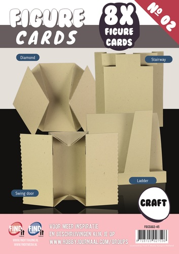 Figure Cards 2 - Craft