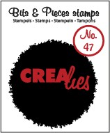 Clearstamp Crealies - Bits & Pieces - No 47