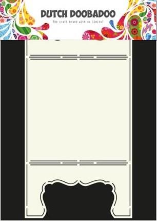 PRE-ORDER 1 - Dutch Doobadoo - Dutch Card Art - Window