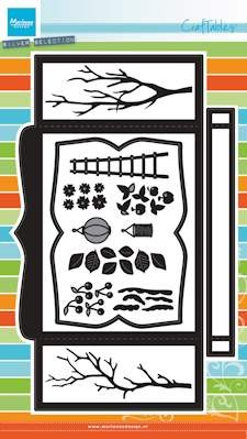 Marianne Design - Craftable - Box card