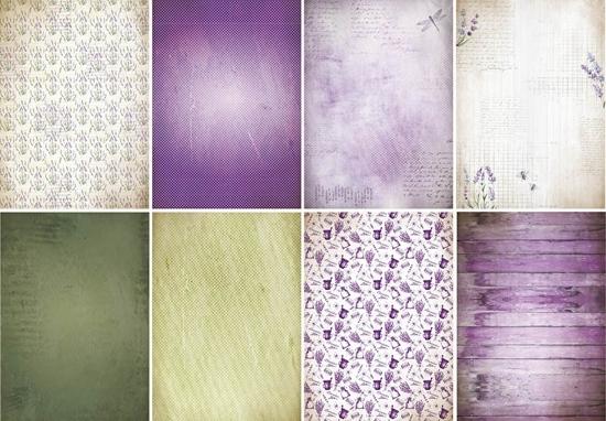 Noor! Design - Paperpad A4 - Lavendel