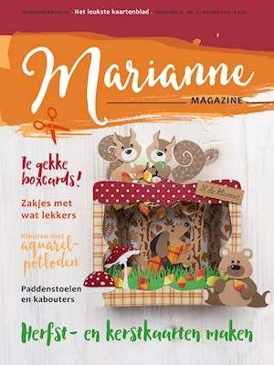 Marianne Design - Tijdschrift Marianne Doe! 31
