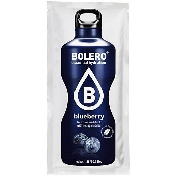 BOLERO - Gezonde Limonade - Blueberry